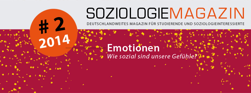 Soziologiemagazin 10, Header