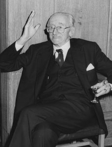 Friedrich August Hayek 1981